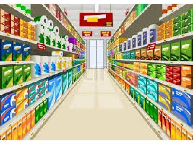 Cần tìm nhân viên bán hàng potraviny