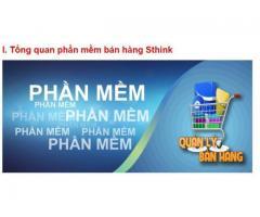 Phần mềm bán hàng Sthink ứng dụng tại siêu thị bán lẻ