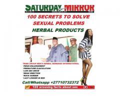 +27710732372 Permanent Network Herbal Cream For Penis Enlargement In