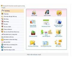 Phần mềm kế toán miễn phí dùng thử SThink Accounting
