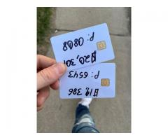 Sell Cvv, fullz SSN DOB DL, Dumps track 1&2, Bank login,WU fresh valid #ICQ:748441620